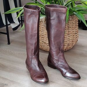 Frye Cindy Slouch Boots 7.5
